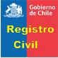 Oficina de Registro Civil, Chile