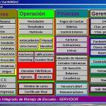 Sistema Integrado Manejo Escuela Conductores