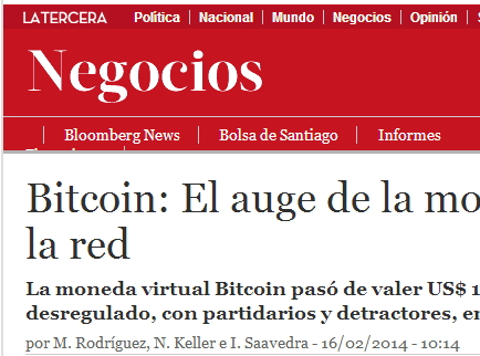 latercera bitcoin